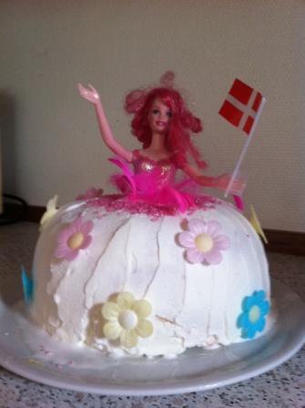 prinsesse kage 2013